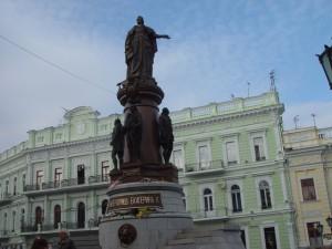 Основатели Одессы.Фото