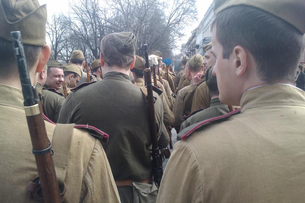 День освобождения Одессы,фото