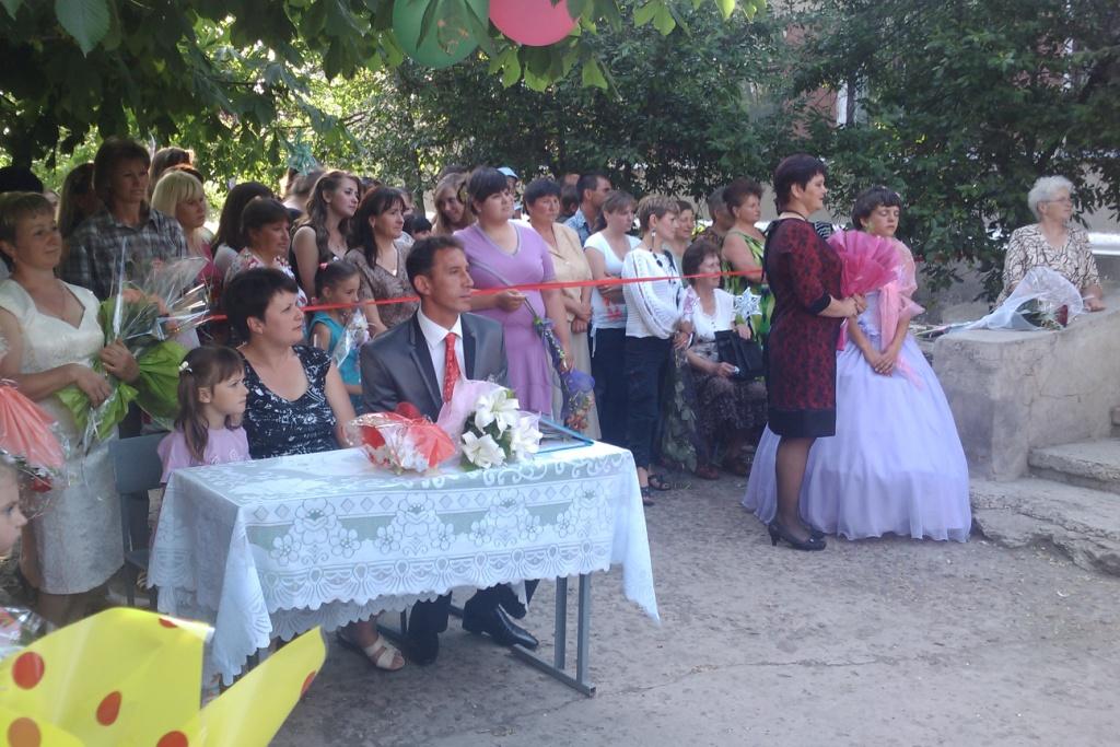 Директор Марьяновской школы