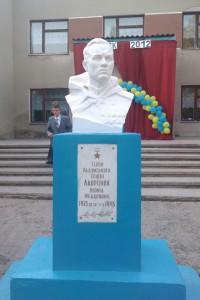 Марьяновка памятник