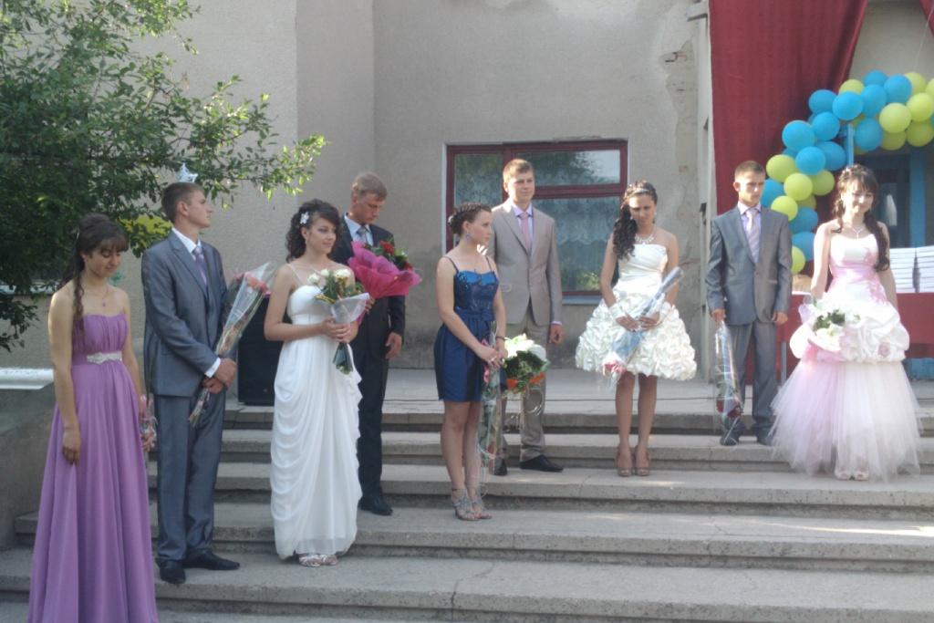 Выпускники Марьяновской школы