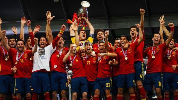 Испания Чемпион!!!