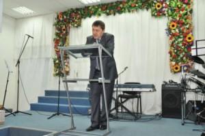 Денис Подорожный в Одессе