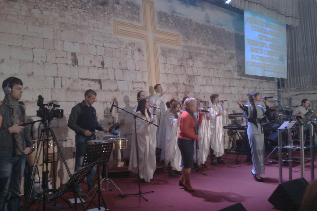 Одесская Евангельская церковь