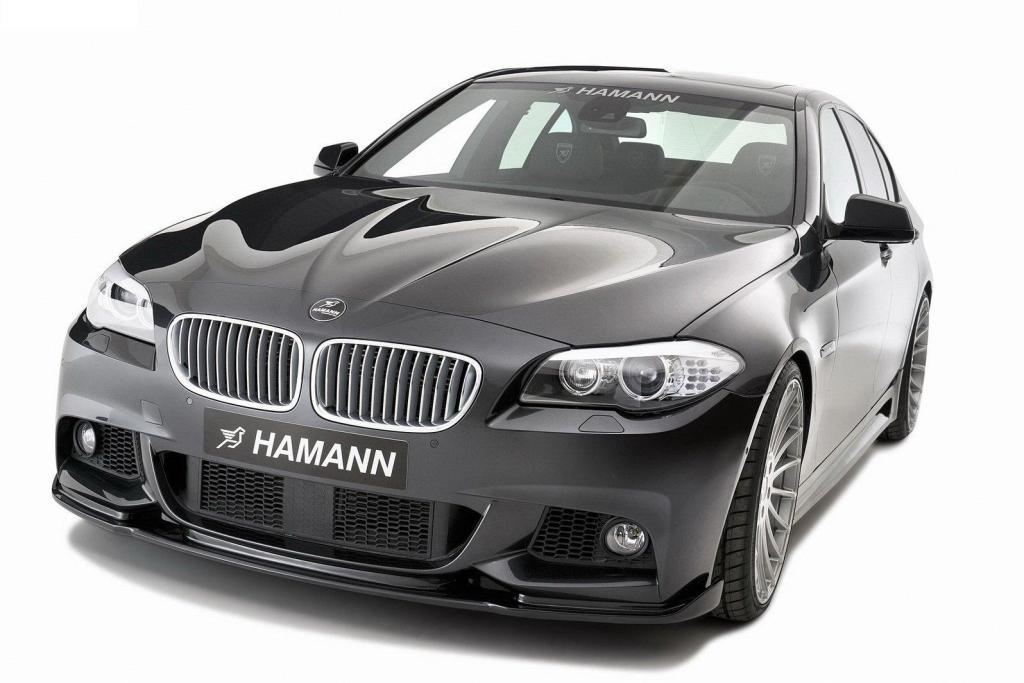 BMW тюнингованный Хаманн
