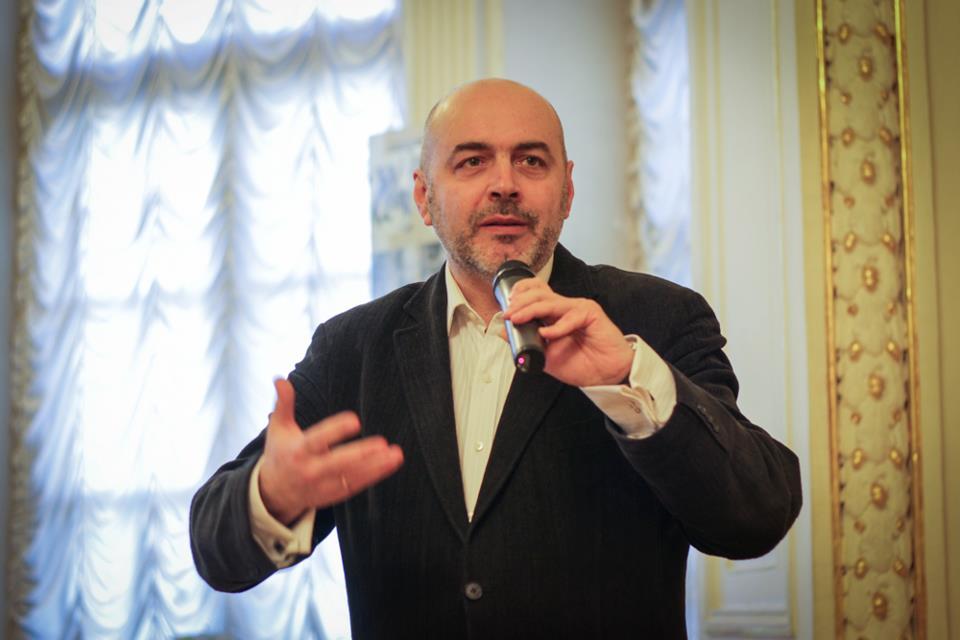 Вручение Благотворительного Оскара в Одессе