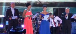 Видео концерта в Одессе,Потап и Настя Каменских