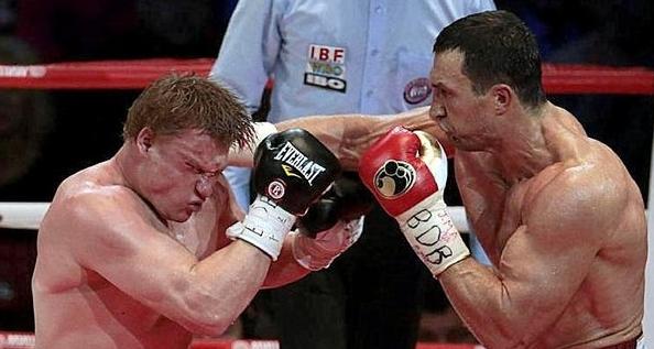 Бой Кличко против Поветкина