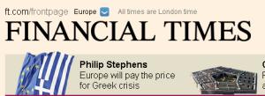 Financial Times об Одессе