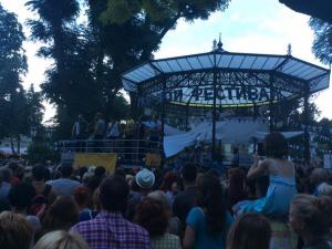 Морской фестиваль в Одессе