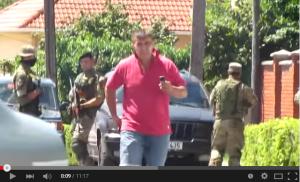 Разборки в Мукачево,полное видео.