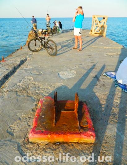 Одесские пляжи сегодня 2015