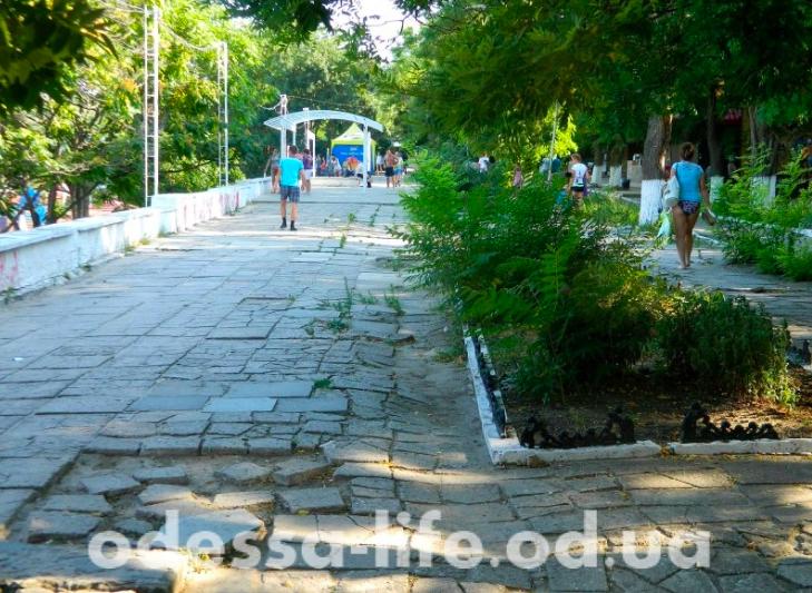 Одесские пляжи фото 2015