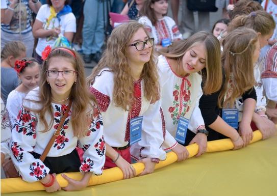 День Флага в Одессе