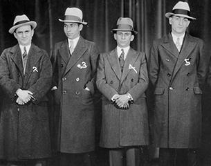 Еврейские гангстеры Америки
