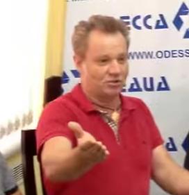 Георгий Делиев о гей параде