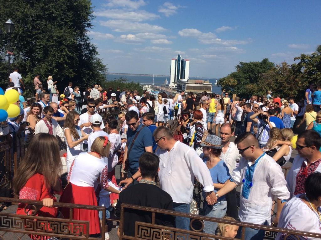 Вышиванковый фестиваль,Одесса 2015