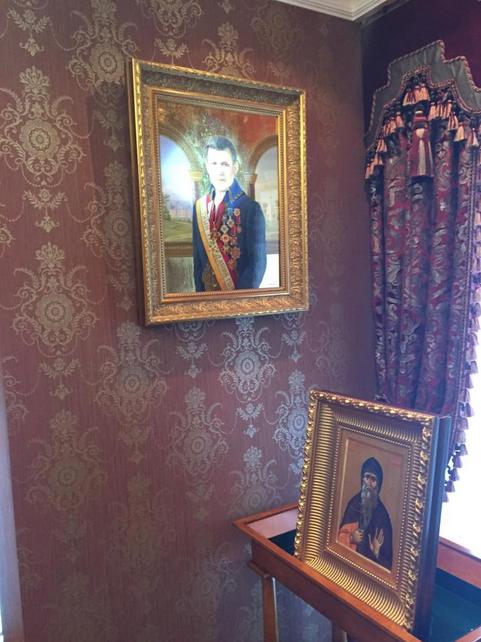 Портрет Кивалова