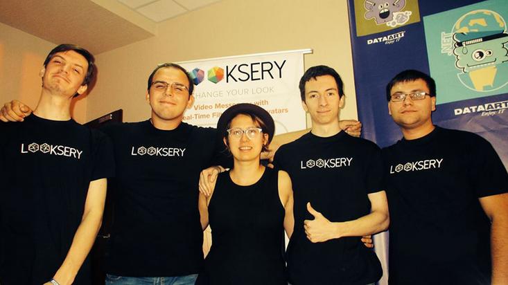 Одесская команда Lookserry