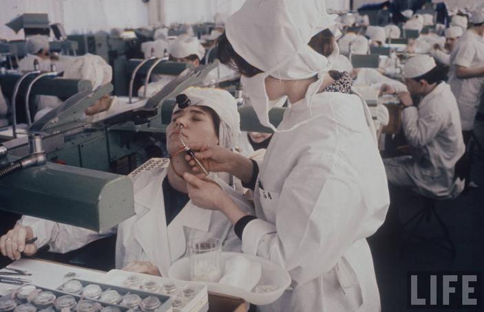 Медицинская правда о совке