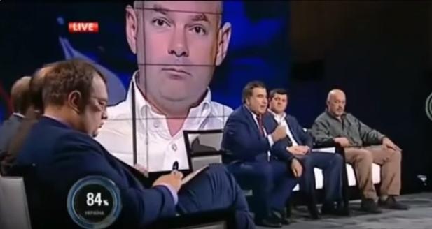 Саакашвили против Палицы