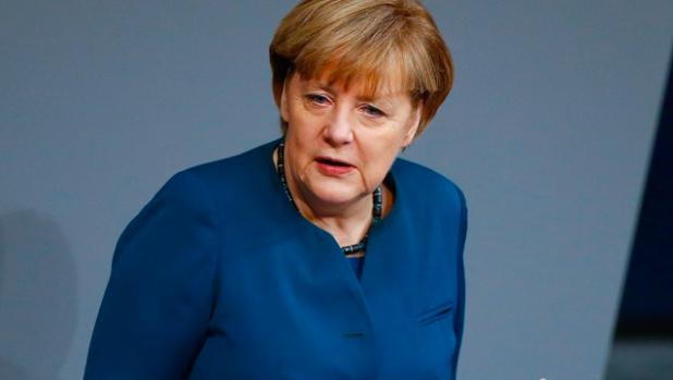 Ангела Меркель поддерживает христианство