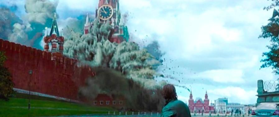 Генсек НАТО разбомбил Кремль