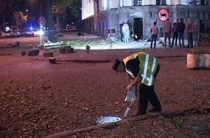 Взрыв СБУ в Одессе